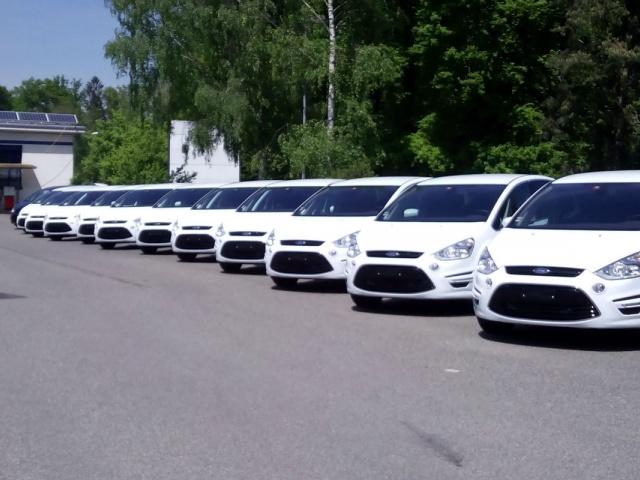 Flottenmanagement für Firmen
